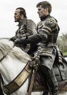 Bronn and Jamie S6 E10