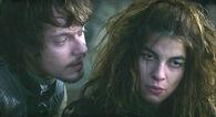 Theon and Osha