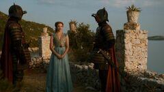 Lannister guards Garden of Bones