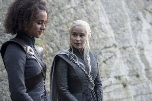 704 Missandei Daenerys