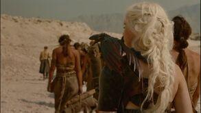 Drogon travels