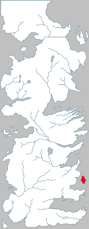 Game Of Thrones Bear Island Map