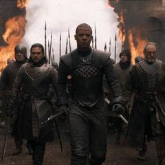 Die Armee marschiert ein