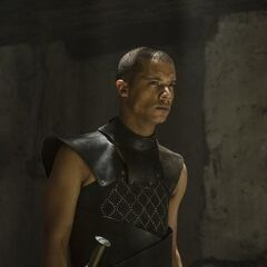 Grey Worm in
