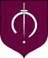בית דיין - סמל