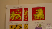 Heraldry behind the scenes 2