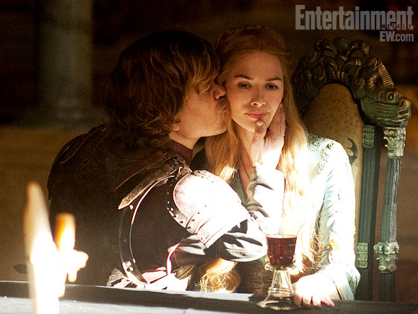 Game of thrones tyrion and cersei