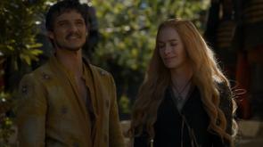 Cersei and Oberyn 2