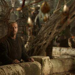 Jorah Mormont auf dem Westlichen Markt