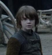 602 Der junge Benjen Stark