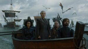 701 Daenerys Tyrion Missandei Varys
