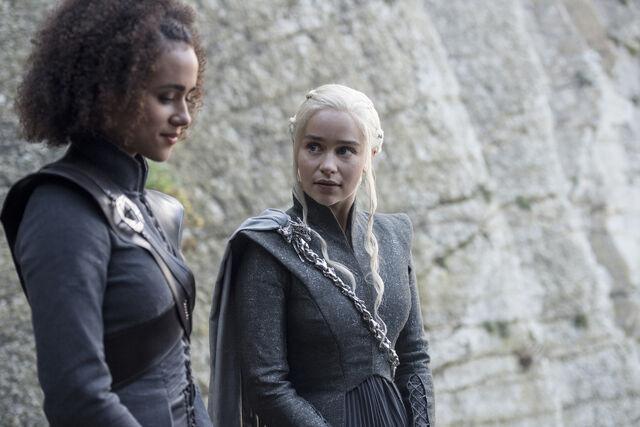 File:Daenerys-Missandei-Spoils-of-War-2.jpg