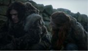 Ygritte and Jon - The Rains of Castamere