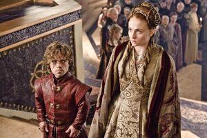 308 Sansa Tyrion Hochzeit