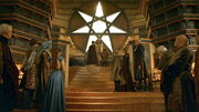 Tyrion and Sansa wedding 3x08
