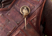 Broche da Mão do Rei