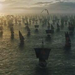 Флотилія Матері Драконів.