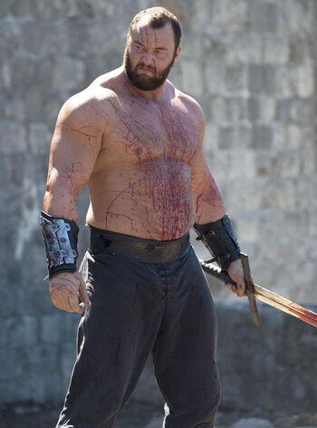 Gregor Clegane (serial)