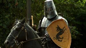 104 Gregor Clegane in Rüstung