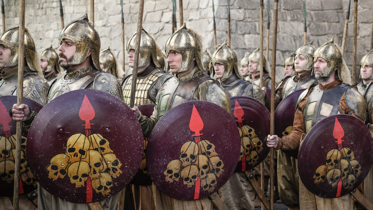 Golden Company   Game of Thrones Wiki   FANDOM powered by Wikia