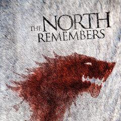 """Starkų giminės plakatas skirtas """"<a href="""