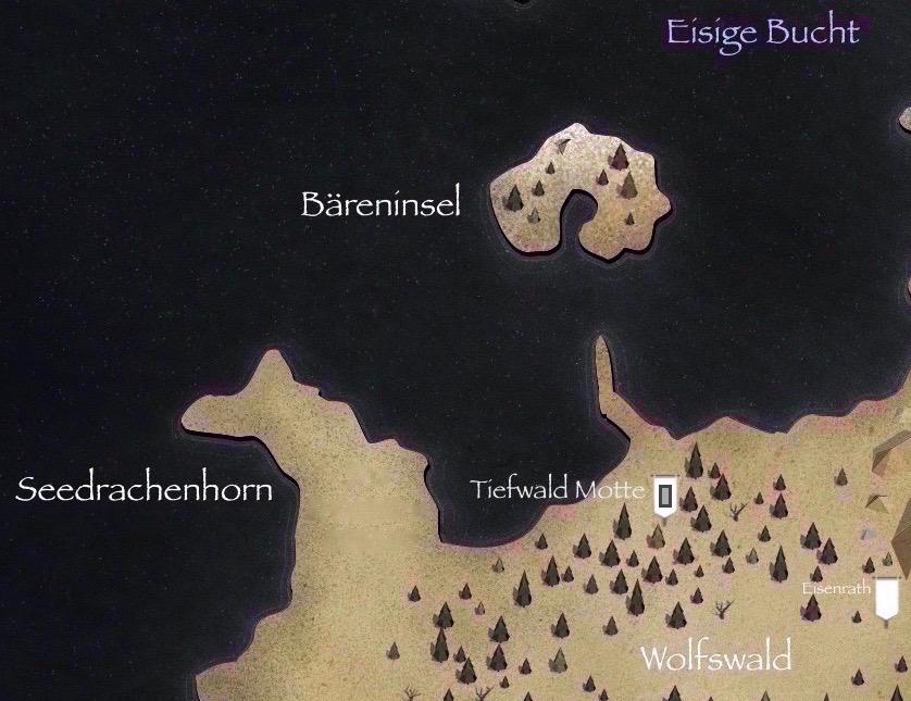 Got Karte.Tiefwald Motte Game Of Thrones Wiki Fandom Powered By Wikia
