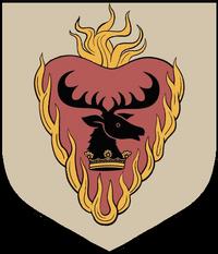 WappenHausBaratheonDrachenstein