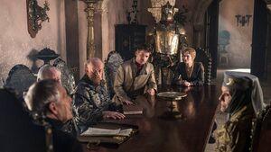 603 Eidbrecher Jaime Cersei Gregor und der kleine Rat