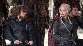 707 Tyrion Daenerys Theon