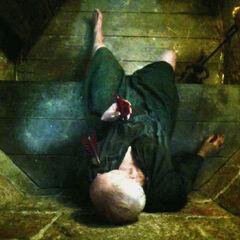 Tywin zabity przez Tyriona, <a href=