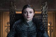Queen Sansa S8 Ep6