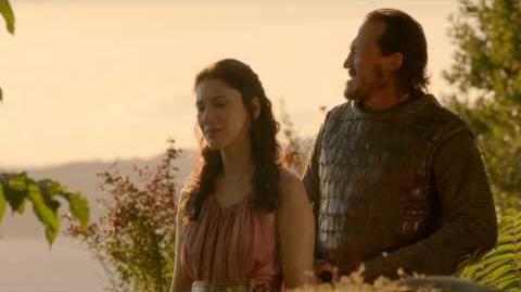 Game of Thrones Season 4 Deleted Scene 1 (Tyrion Dismisses Shae) (HBO)