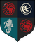 House-Targaryen-Blacks-Shield
