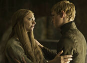 Margery and tommen blood of my blood