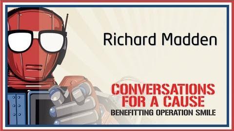 Conversation with Richard Madden - Nerd HQ (2013) HD