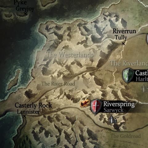 Karte im Videospiel