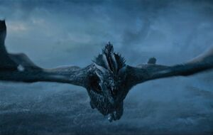 Viseron dragon finale