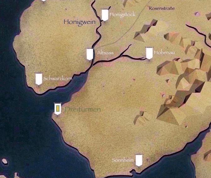 Dreitürmen Game Of Thrones Wiki Fandom Powered By Wikia
