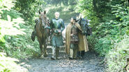 Podrick Payne and Brienne of Tarth 4x07