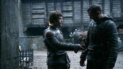 Theon and Dagmer