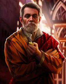 Tyroshi merchant