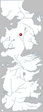 Winterfell Pin
