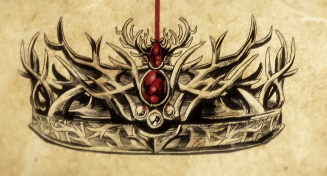 King In The North Crown Storm King | Game of T...