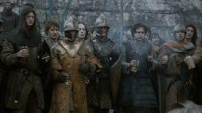 2x03 Baratheon Men