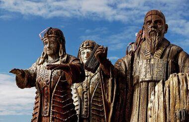 Статуї Сімох