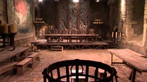 Game of Thrones Season 1 Episode 1 - Creating Winterfell (HBO)