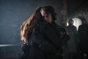 802 Sansa Theon