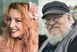Jane Goldman and George R.R. Martin