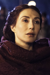 Melisandre in The Lion and the Rose