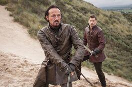Bronn jaime sons of the harpy